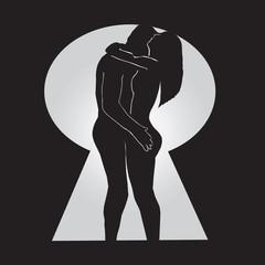 Concept of Secret Love
