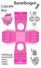Bastelbogen_Cupcake-Box