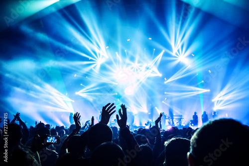 Rock concert - 72777415