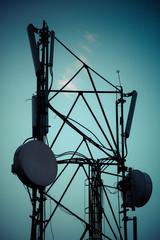 Telecommunication radio tower