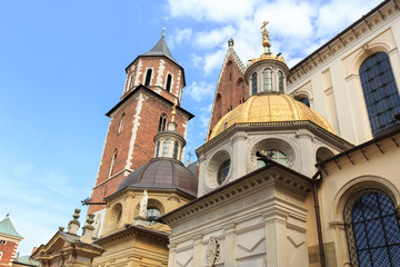 Sigismund's Chapel of the Wawel Cathedral, Krakow