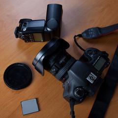 appareil photo numérique professionnel