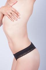 Beau corps de femme
