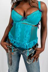 femme noire sexy