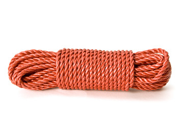 Bundle of Red Rope