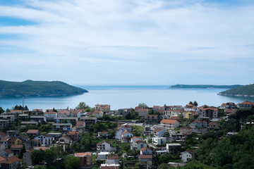View on Herceg Novi, Montenegro