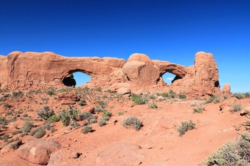 Utah, USA - Arches National Park
