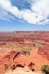 Landscape in Utah - Dead Horse Point State Park