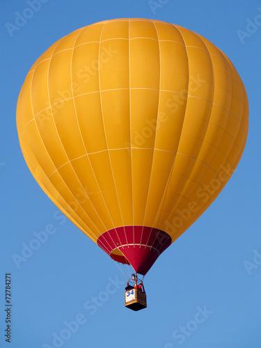 Spoed canvasdoek 2cm dik Luchtsport Montgolfiere #145