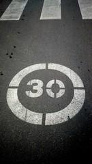 Señal de 30