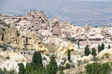 Capadocia, Turkey