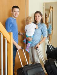 positive family travelers