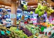 fruits on spanish market
