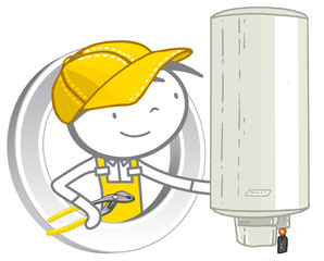 Maintenance Installation chauffage