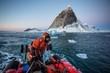 Arctic fjord pontoon cruise - Spitsbergen, Svalbard