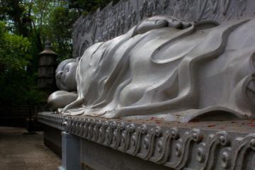 Slipping Buddha