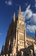 Basilica Nuestra Señora de Lujan, Buenis Aires, Argentina