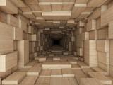 Fototapety tunnel