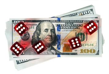 Dices Casino background