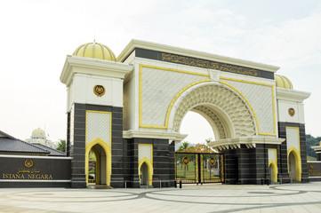 マレーシアの王宮