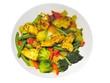 canvas print picture - Currygericht