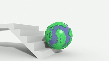 Il mondo va a rotoli