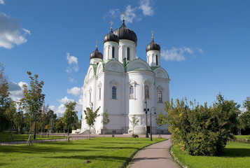 Собор святой великомученицы Екатерины. Царское Село