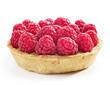 raspberry tart - 72809889