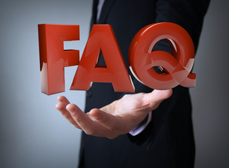 faq businessman