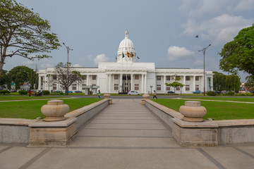 The Town Hall of Colombo