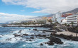 canvas print picture - Puerto de la Cruz, Teneriffa, Spanien