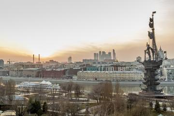Moskova nehir