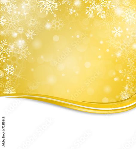 GamesAgeddon - Weihnachtskarte Schnee gold - Lizenzfreie Fotos ...
