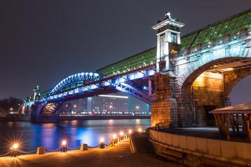 Москва. Александровский Мост.