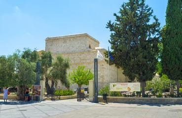 The Limassol Castle