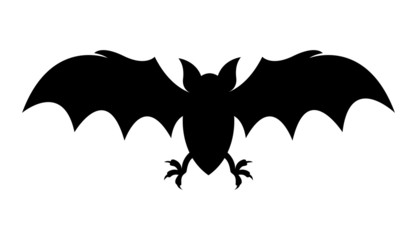 Halloween Horrible Bat