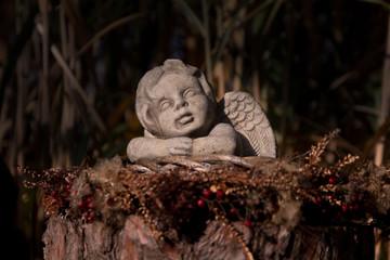 Engel als Grabschmuck