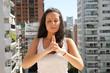 Urbanes Yoga
