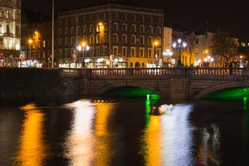 night Dublin three