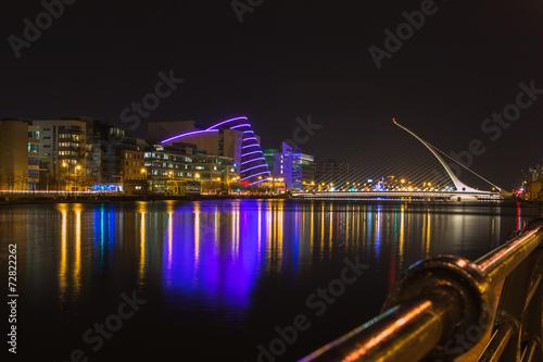 Poster night Dublin