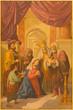 Seville - Presentation of Jesus in the Temple in Macarena church