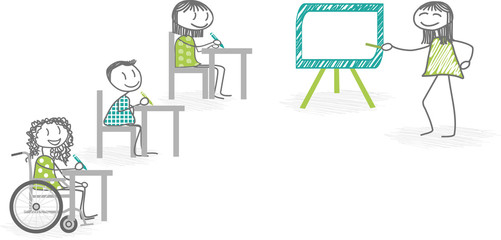 handicap et école