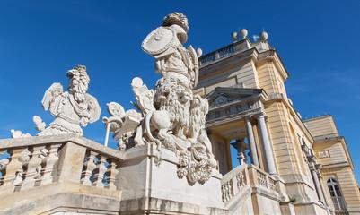 Vienna - Gloriette in Schonbrunn palace