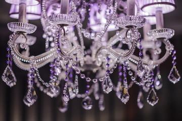 Glamour Chrystal chandelier
