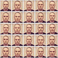 Unità d'azione espressioni facciali - F.A.C.S.