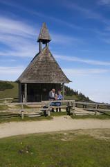 Chiemgau - Wandern im Herbst auf der Steinlingalm - Kampenwand