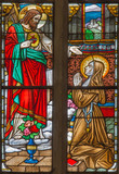 Trnava - The Heart of Jesus appearing to st. Mary Alacoque