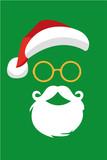 Santa Claus Hipster 2015