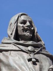 Escultura del Conde Ansúrez en Valladolid
