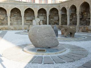 Ruins of Old Baku